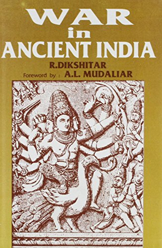 9788170208945: War in Ancient India