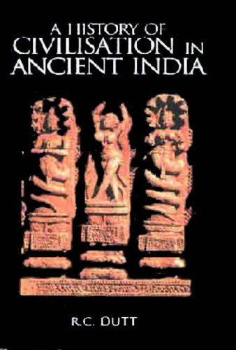 9788170209645: A History of Civilisation in Ancient India