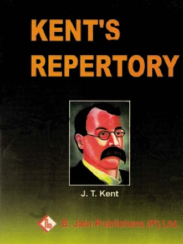 9788170210832: Repertory of the Homoeopathic Materia Medica