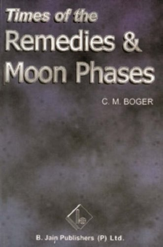 9788170211143: Times of Remedies and Moon Phases