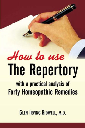 9788170211693: How to Use the Repertory
