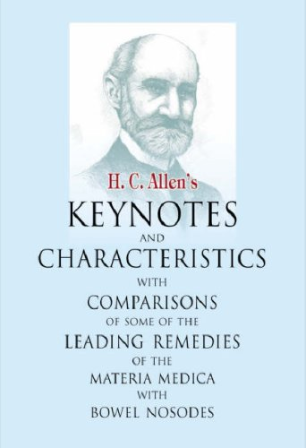 Key Notes and Characteristics with Comparisons of: H.C. Allen