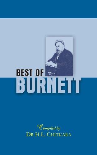 9788170212041: Best of Burnett