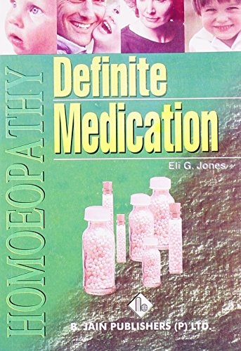 9788170212447: Definite Medication
