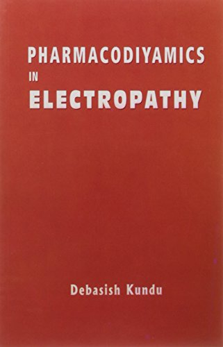 Pharmacodiyamics in Electropathy: Debasish Kundu