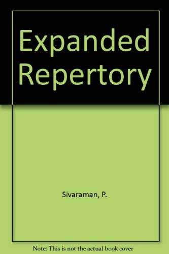 9788170214007: Expanded Repertory