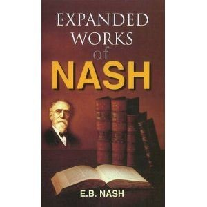 9788170215509: Expanded Work of Dr. E.b. Nash