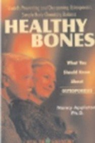 9788170215899: Healthy Bones: What You Should Know About Osteoporosis