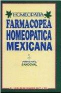 9788170217763: Farmacopea Homeopatica Mexicana (Spanish Edition)