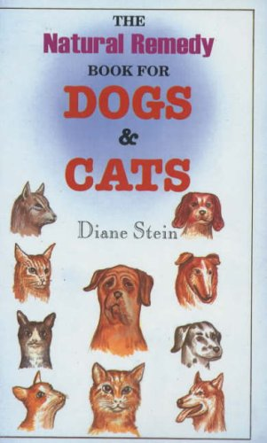 9788170218500: Natural Remedy Book for Dogs and Cats