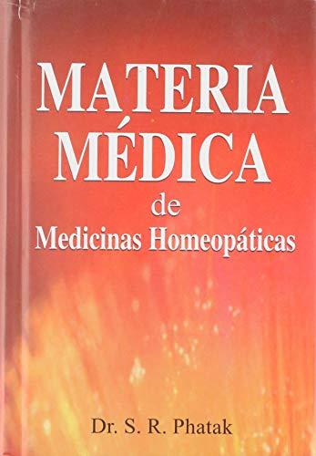 9788170219194: Materia Medica de Medicinas Homeopaticas