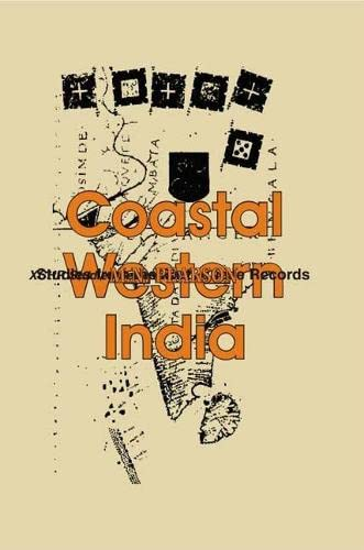 9788170221609: Coastal Western India: Studies from Portuguese Records