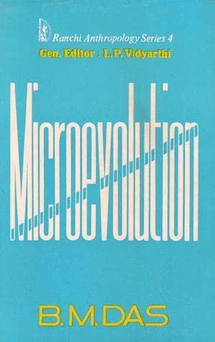 Microevolution: Das B.M. Vidyarthi