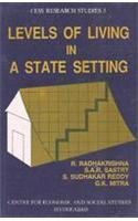 Levels of Living in a State Setting: G.K. Mitra,R. Radhakrishnan,S.
