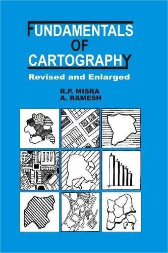 9788170222224: Fundamentals of Cartography