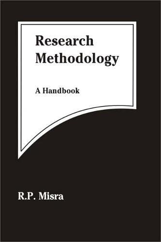 9788170222675: Research Methodology: A Handbook
