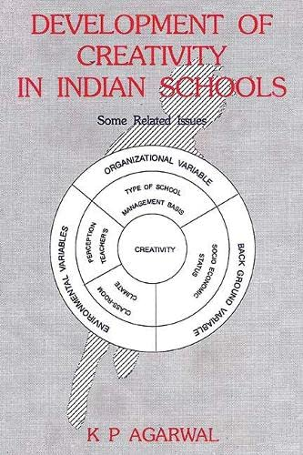 Development of Creativity in Indian Schools: Some: K.P. Agrawal