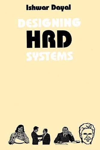 Designing HRD Systems: Ishwar Dayal
