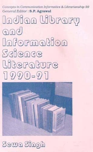 Indian Library and Information Science Literature: 1990-91: Dr. Sewa Singh