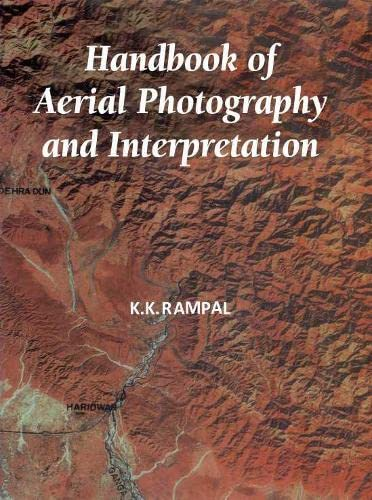 9788170225416: Handbook of Aerial Photography and Interpretation