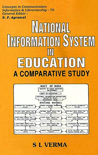 National Information System in Education: A Comparative: S.L. Verma (Author)