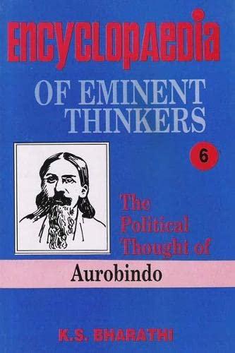 Encyclopaedia Eminent Thinkers (Volume 6): K.S. Bharathi