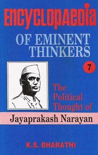 Encyclopaedia Eminent Thinkers (Volume 7): K.S. Bharathi