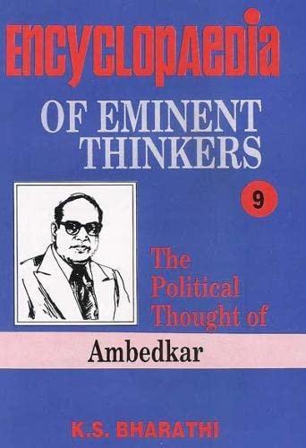 Political Thought of Ambedkar: K. S. Bharathi
