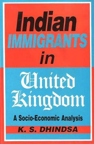 9788170227281: Indian Immigrants in United Kingdom