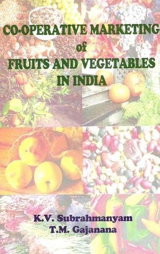 9788170228202: Co-Operative Marketing of Fruits and Vegetables in India