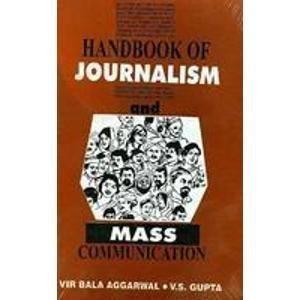 9788170228813: Handbook Of Journalism And Mass Communication