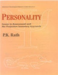 Personality: Issues In Assessments and the Projective Inventory Approach (Advances in Psychologic...
