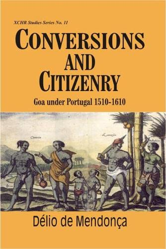 9788170229605: Conversions and Citizenry (XCHR studies series)