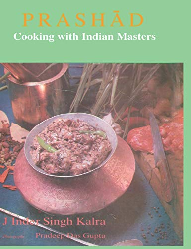 Prashad: Cooking with Indian Masters