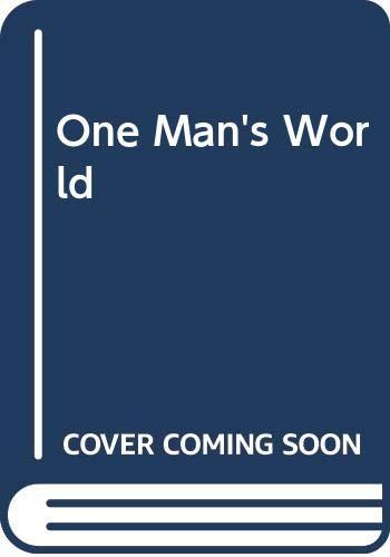 One Man's World: Karan Singh; Editor-Kishore