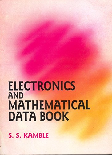 Electronics and Mathematical Data Book: Kamble S.S.