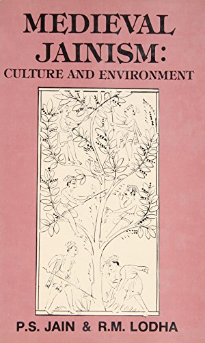 9788170242727: Medieval Jainism: Culture and Environment