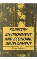 9788170244431: Forestry, Environment & Economic Development