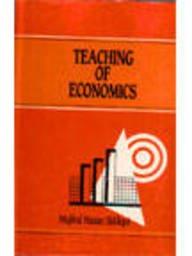 Teaching of Economics: M.H. Siddiqui
