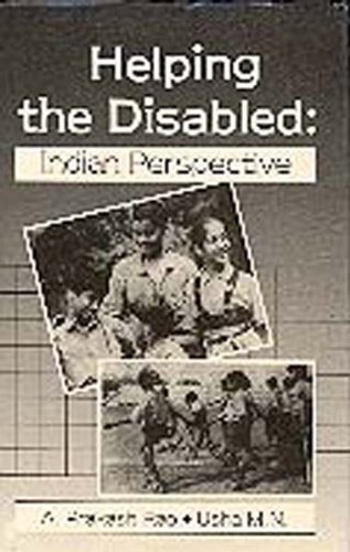 Helping the Disabled; ;Indian Pespective: Rao, Prakash A.,