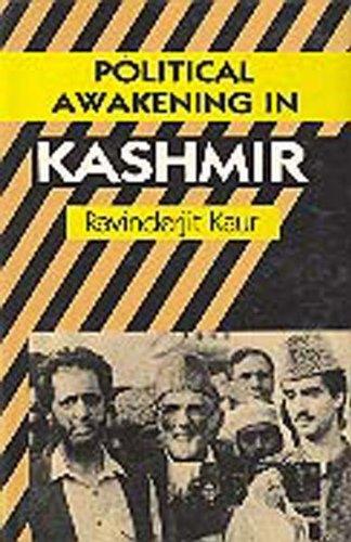 Political Awakening in Kashmir: Kaur Ravinderjit