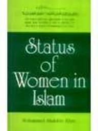 9788170247326: Status of Women in Islam