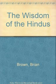 9788170261711: The Wisdom of the Hindus