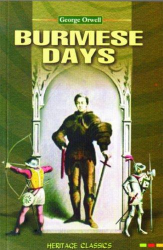 BURMESE DAYS: ORWELL