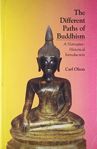 9788170262145: The Different Paths of Buddhism: A Narrative-Historical Introduction