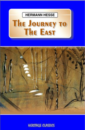 9788170262442: The Journey To The East