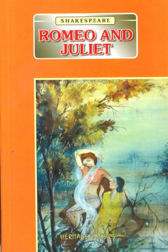 9788170262510: Romeo and Juliet