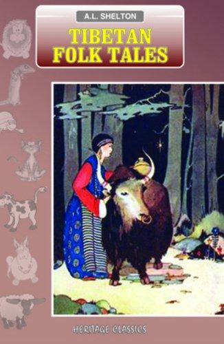 9788170262589: Tibetan Folk tales