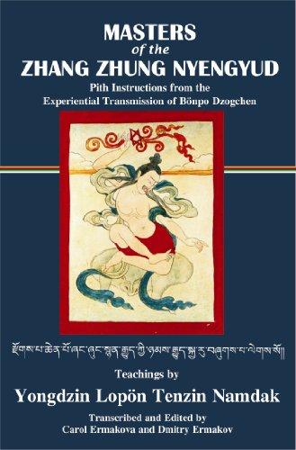 9788170262688: Masters of the Zhang Zhung Nyengyud