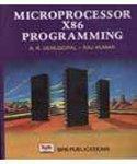 9788170294580: Microprocessor X86 Programming [Feb 28, 2003] Venugopal, K. R. and Kumar, Raj